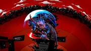 Ataque aéreo hacia atrás de Joker+Arsene (1) Super Smash Bros. Ultimate.jpg