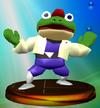Trofeo de Slippy Toad SSBM.png