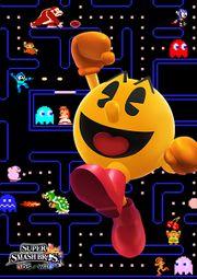 Ilustracion de Pac-Man SSB4.jpg