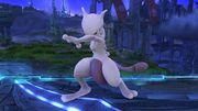 Burla hacia abajo Mewtwo (3) SSB4 (Wii U).JPG