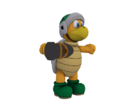 Pose T Hermano Martillo SSB4 (Wii U).png