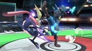 Lucario y Greninja en el Estadio Pokémon 2 SSBU.jpg