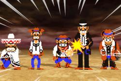 Vista previa de Banda NES Zapper en la sección de Técnicas de Super Smash Bros. Ultimate