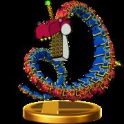 Trofeo de Dracofrac SSB4 (Wii U).png