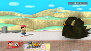 Glitch de congelación de R.O.B. (paleta Amarillo) SSB4 (Wii U).png