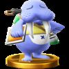 Trofeo de Da Morsi SSB4 (Wii U).png