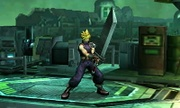 Pose de espera 1 Cloud SSB4 (3DS).JPG