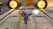 Ataque aéreo normal de Captain Falcon (2) SSB4 (Wii U).png