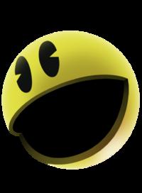 Art oficial de Pac-Man en Pac-Man Championship Edition 2