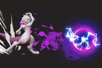 Vista previa de Bola sombra en la sección de Técnicas de Super Smash Bros. Ultimate
