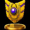 Trofeo de Retroescudo SSB4 (Wii U).png