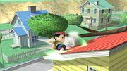 Ataque de recuperación desde el borde Ness SSB4 (Wii U).JPG