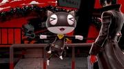 Morgana en la burla de Joker Super Smash Bros. Ultimate.jpg