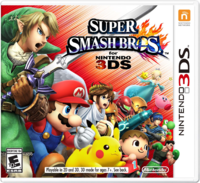 Caratula de Super Smash Bros. for Nintendo 3DS (América).png