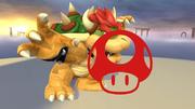 Pose de victoria de Bowser (1-1) SSB4 (Wii U).png