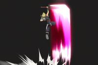 Vista previa de Ascensión/Riesgoclimático en la sección de Técnicas de Super Smash Bros. Ultimate