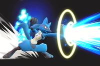 Vista previa de Palmeo en la sección de Técnicas de Super Smash Bros. Ultimate