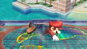 Ataque Smash hacia abajo (2) Mario SSBB.png