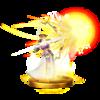Trofeo de Flecha de luz (Zelda) SSB4 (Wii U).png
