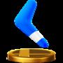 Trofeo de Bumerán SSB4 (Wii U).png