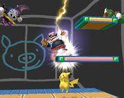 Pikachu usando Trueno SSBB.jpg