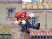 Ataque aéreo normal Mario SSBB.jpg