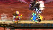 Rey Dedede usando tragar en SSB4 (Wii U).png