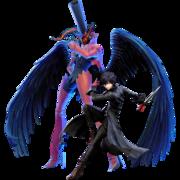 Espíritu de Joker (Phantom Thief) (version Super Smash Bros.) SSBU.png