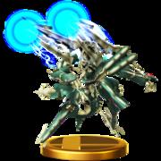 Trofeo de Cara de Jade SSB4 (Wii U).png