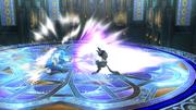 Palmeo (Lucario) (6) SSB4 (Wii U).png