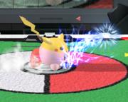 Copia Pikachu de Kirby (2) SSBM.png