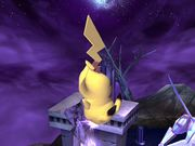 Ataque aéreo inferior Pikachu SSBB.jpg