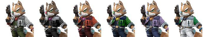 Paleta de colores de Fox SSBB.jpg