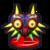 Trofeo de Máscara de Majora en Mundo Smash SSB4 (Wii U).png