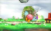Bronto atacando a Greninja en Smashventura SSB4 (3DS).jpg