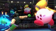Kirby y Little Mac en el Cuadrilátero SSBU.jpg