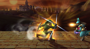 Golpe Trifuerza Link (2) SSBB.png