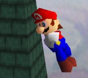 Ataque aéreo hacia abajo de Mario SSB.png