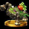 Trofeo de Islote zancudo SSB4 (Wii U).png