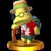 Trofeo de Tórtimer SSB4 (3DS).png