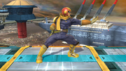 Burla lateral de Captain Falcon (2) SSB4 (Wii U).png