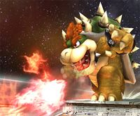 Aliento de fuego en Super Smash Bros. Brawl
