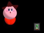 Pose de victoria Kirby X (3) SSBM.png