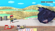 Glitch de congelación de R.O.B. (paleta Rosa) SSB4 (Wii U).png
