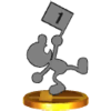 Trofeo de Mr. Game & Watch (alt.) SSB4 3DS.png