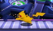 Agarre en carrera Pikachu SSB4 (3DS).JPG