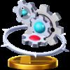 Trofeo de Klinklang SSB4 (Wii U).png