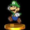 Trofeo de Paper Luigi SSB4 (3DS).png