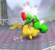 Lanzamiento trasero de Pikachu (1) SSB.png