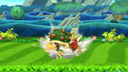 Ataque Smash hacia arriba de Bowser (2) SSB4 (Wii U).png